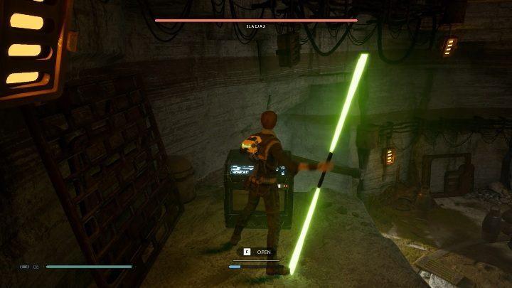 Part of the map: Hermits adobe - Boxes in Bogano | Jedi Fallen Order Secrets - Bogano - Star Wars Jedi Fallen Order Guide