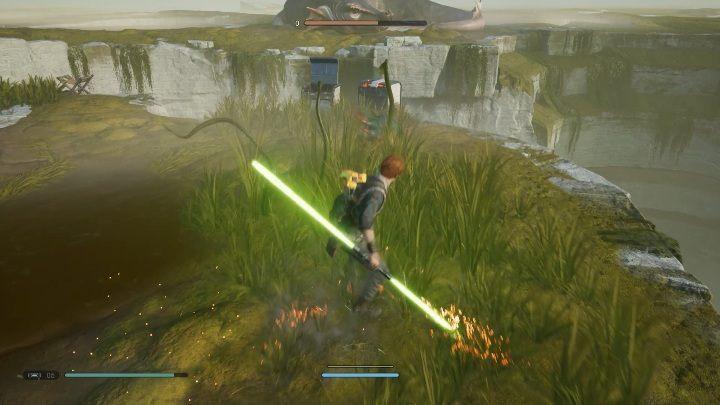 Part of the map: Great Divide - Boxes in Bogano | Jedi Fallen Order Secrets - Bogano - Star Wars Jedi Fallen Order Guide