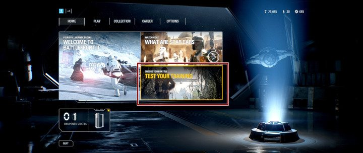 Arcade Mode is for one or two players (cooperation) - Game modes - Tips and advise - Star Wars Battlefront 2 Game Guide
