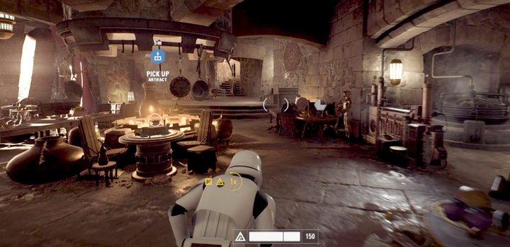 Sometimes, players may not notice that you want to steal the artifact alone. - Game modes - Tips and advise - Star Wars Battlefront 2 Game Guide