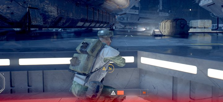 A good spot is important for a successful ambush. - Game modes - Tips and advise - Star Wars Battlefront 2 Game Guide