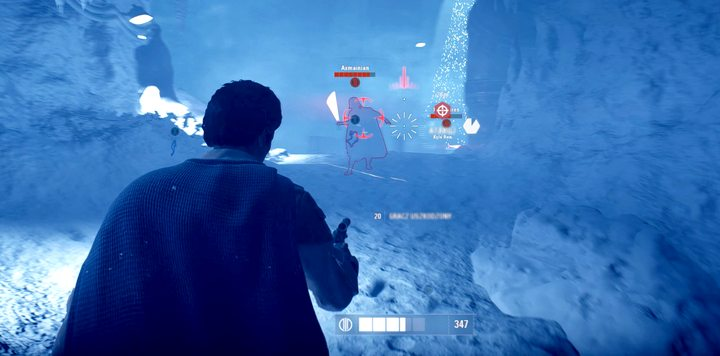 Eliminate enemies with a crosshair icon above their head. This is the only way to win. - Game modes - Tips and advise - Star Wars Battlefront 2 Game Guide