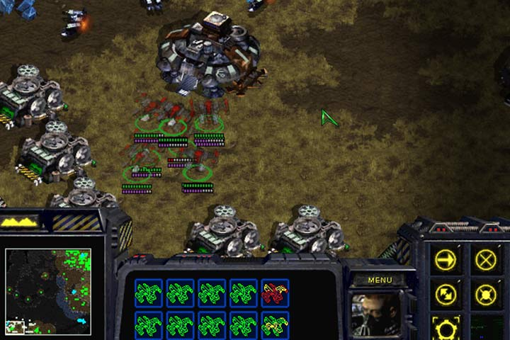 Mission 5 - Revolution   Terran   Campaign Walkthrough - StarCraft