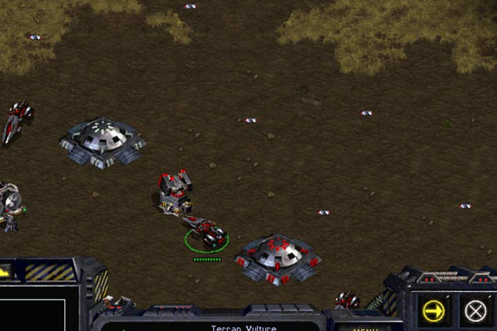 Strengthen your defenses before you launch any offensive maneuvers. - Mission 6 - Norad II | Terran | Campaign Walkthrough - Terrans - StarCraft: Remastered Game Guide