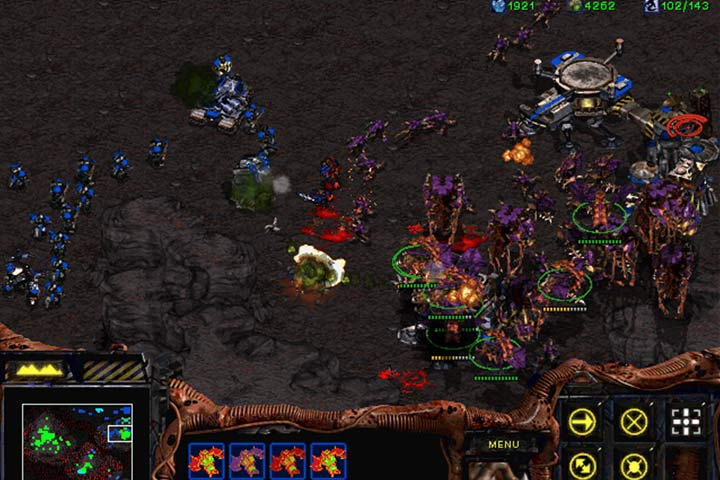 You can also deploy your forces to the base, sticking to the right edge of the map. Youll encounter minimal resistance until you carry out the landing. - Mission 4 - Agent of the Swarm | Zerg | Campaign Walkthrough - Zerg - StarCraft: Remastered Game Guide