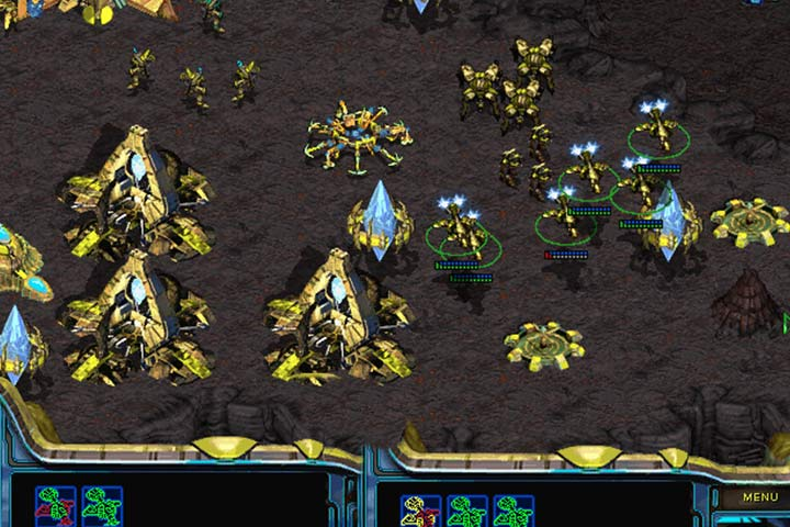 Mission 5 - Choosing Sides | Protoss | Campaign Walkthrough