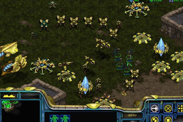 Mission 7 - Homeland   Protoss   Campaign Walkthrough - StarCraft