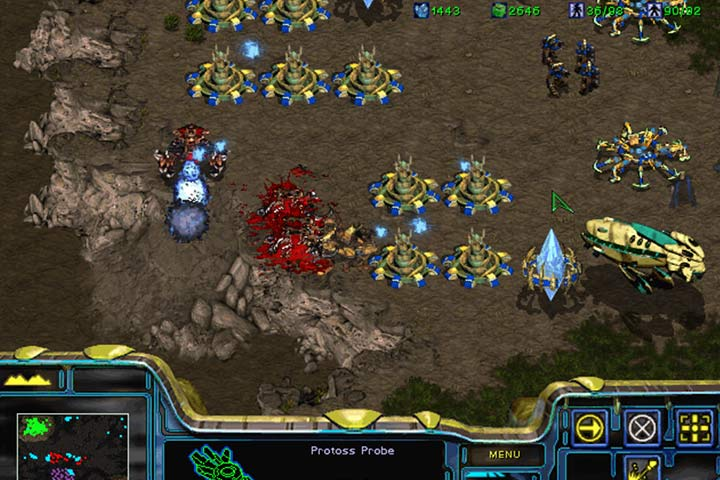 Mission 10 - Eye of the Storm | Protoss | Campaign Walkthrough