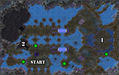 Smash and Grab | Campaign - Artifact missions - StarCraft II