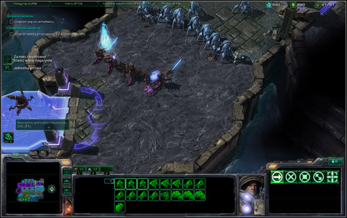 Smash and Grab | Campaign - Artifact missions - StarCraft II: Wings
