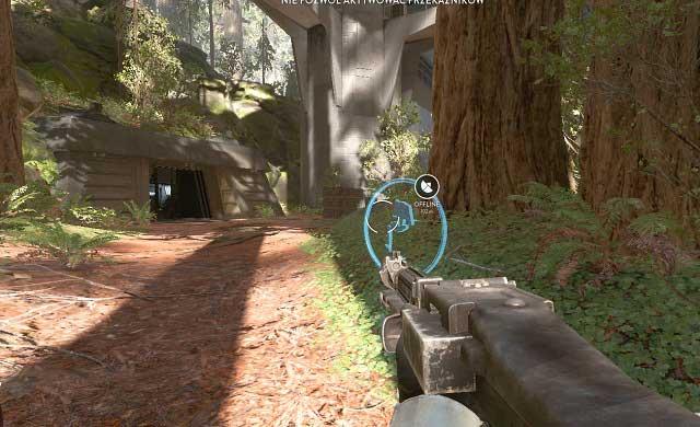 Forest Moon Of Endor Maps Star Wars Battlefront Game