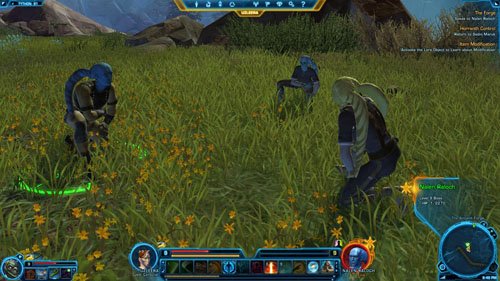 A - (L08) The Forge - Jedi Consular - Star Wars: The Old Republic - Game Guide and Walkthrough