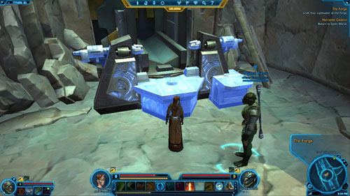 Confront Nalen Raloch - (L08) The Forge - Jedi Consular - Star Wars: The Old Republic - Game Guide and Walkthrough