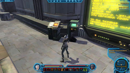 Go west, from Oradam Peninsula to Savrip Shore - (L05) [HEROIC 2+] Cutting Off the Head - Ord Mantell - Star Wars: The Old Republic Game Guide