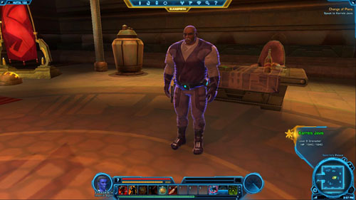 A - (L09) Change of Plans - Imperial Agent - Star Wars: The Old Republic Game Guide