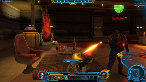 Speak to Tothlazhen - (L09) Change of Plans - Imperial Agent - Star Wars: The Old Republic Game Guide