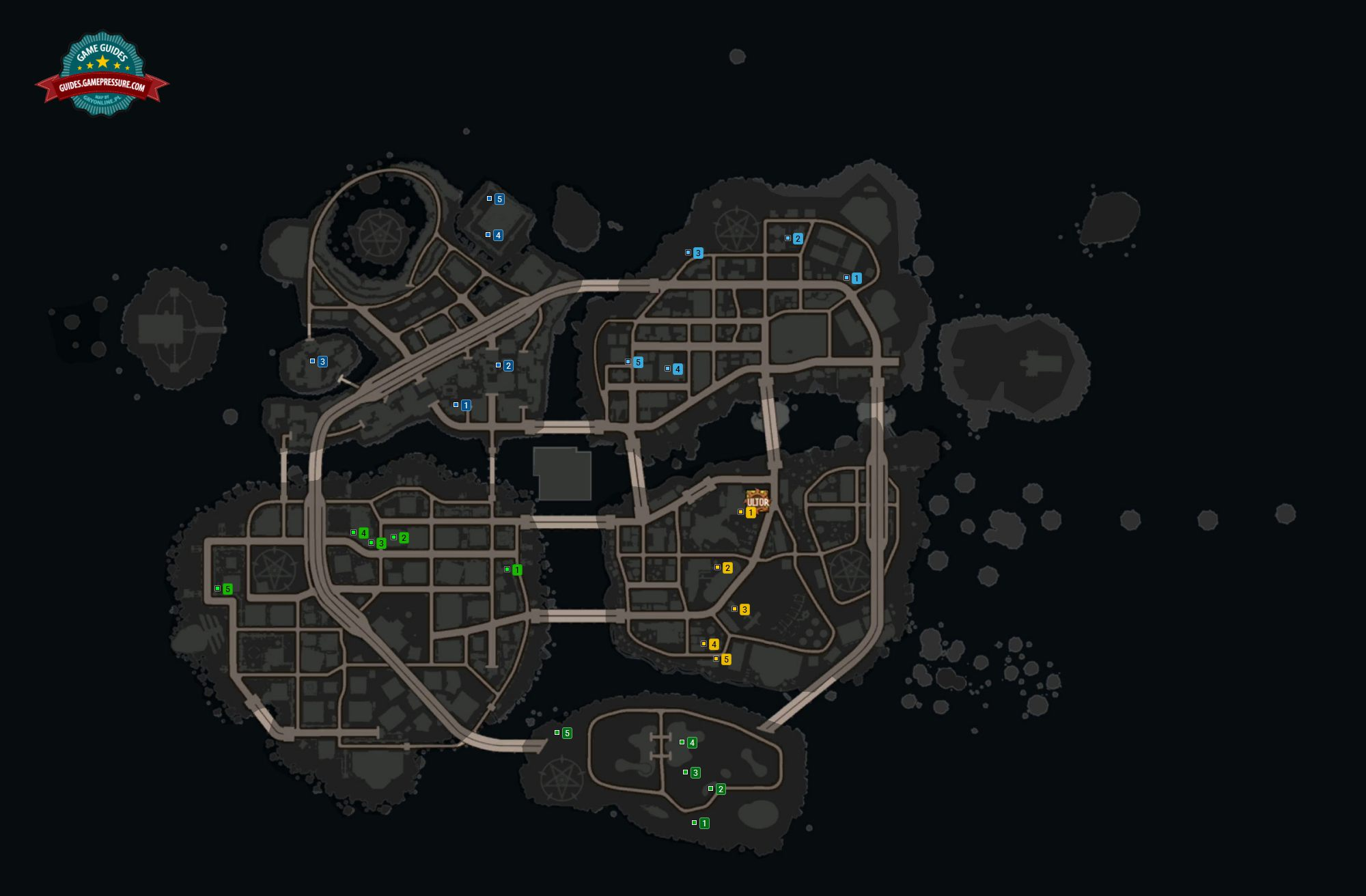 Audio Tomes - Allies | Collectibles - Saints Row: Gat out of ... on saints row 5 map, the sims 1 map, assassin's creed 1 map, saints row map only, dark souls 1 map, guild wars 1 map, driver 1 map, gta 4 map, gta 1 map, dragon quest 1 map, portal 1 map, uncharted 1 map, gta san andreas map, risen 1 map, saints row hell map, saints row iv map, just cause 1 map, skyrim map, saints row cd map, resident evil 1 map,