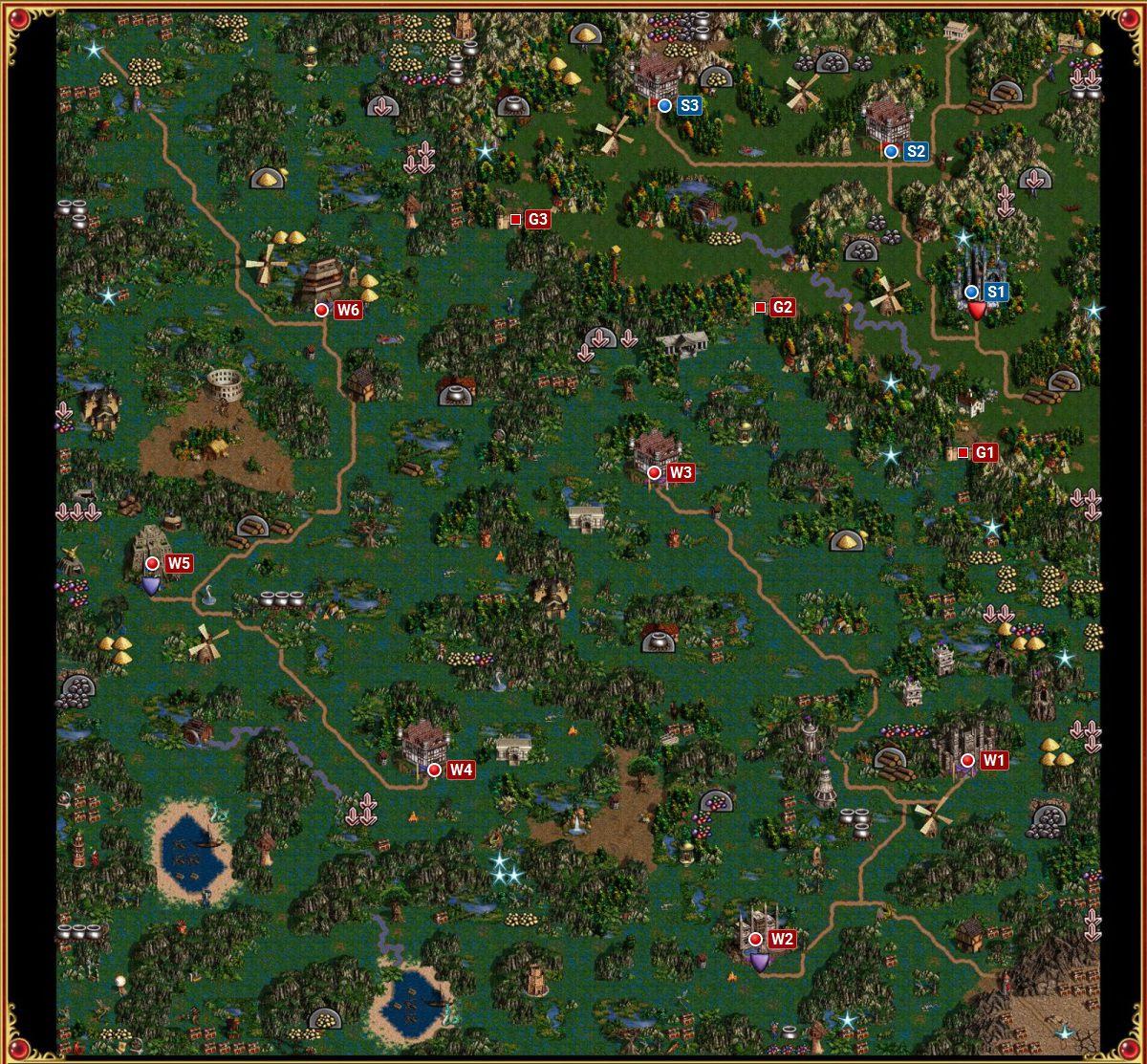 Warcraft III - Races