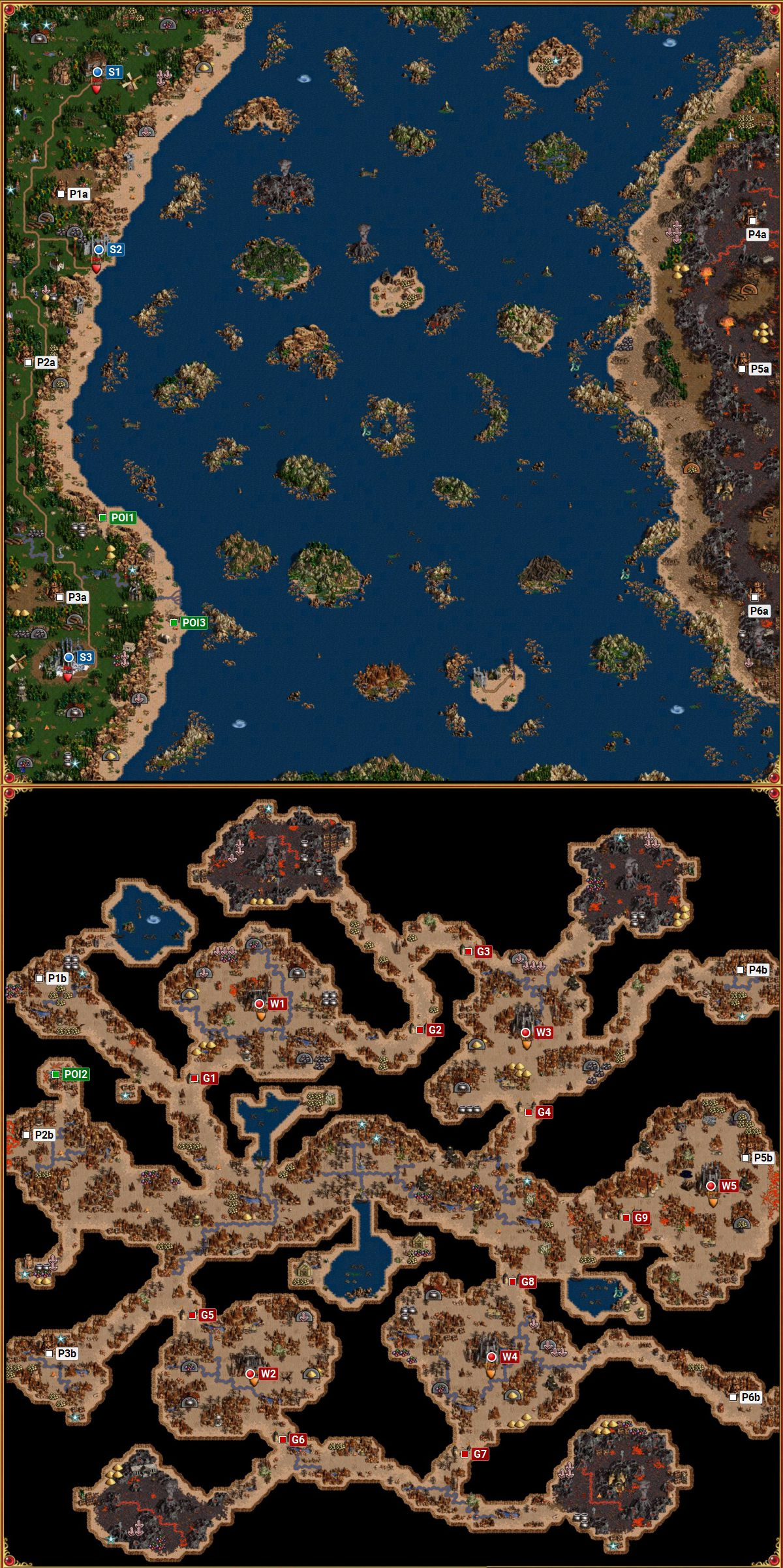 Heroes Of Might Magic Iii Hd Edition Tunnels Troglodytes Mission Liberation
