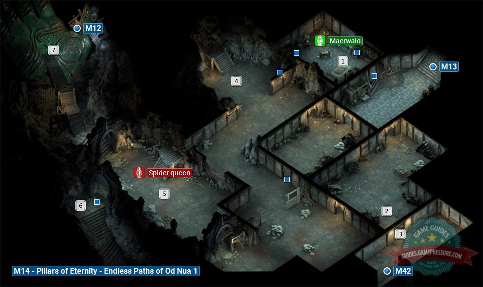 Pillars of Eternity M14 - Endless Paths of Od Nua 1
