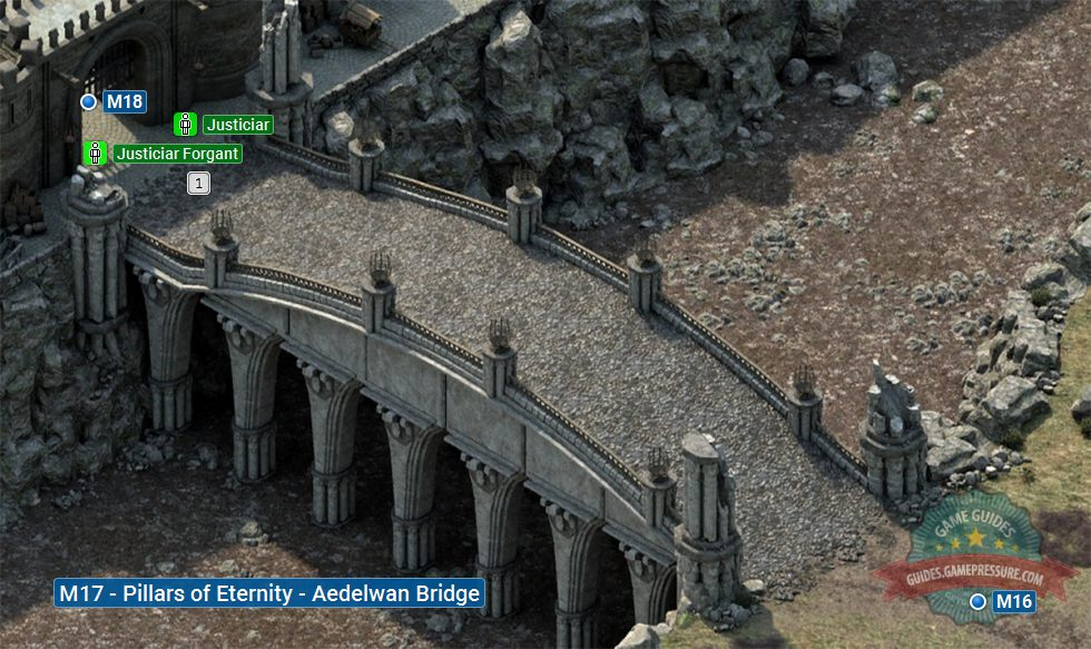 Pillars of Eternity M17 - Aedelwan Bridge