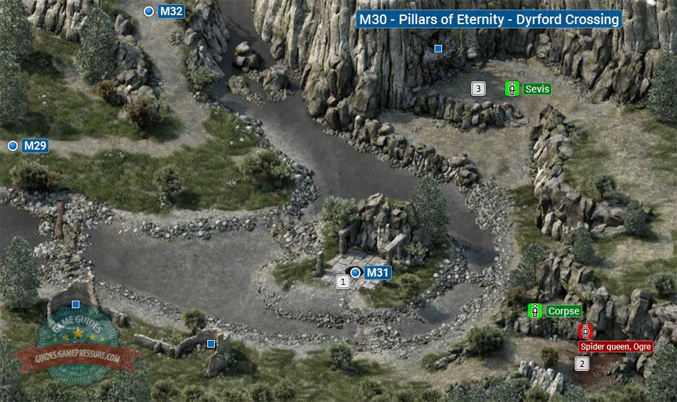 Pillars of Eternity M30 - Dyrford Crossing