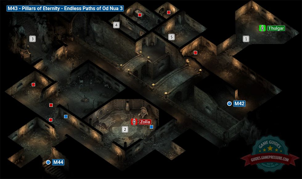 Pillars of Eternity M43 - Endless Paths of Od Nua 3