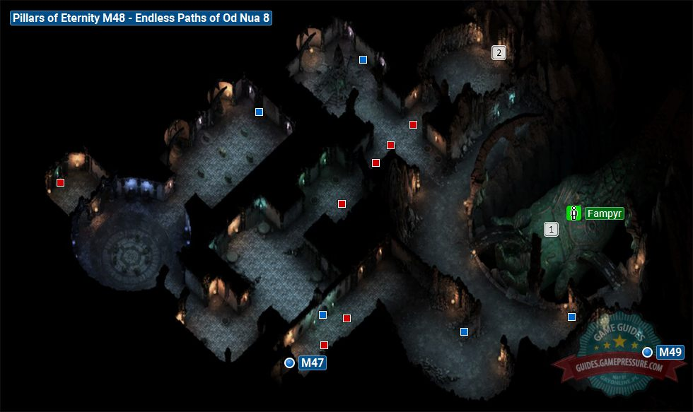 Pillars of Eternity M48 - Endless Paths of Od Nua 8