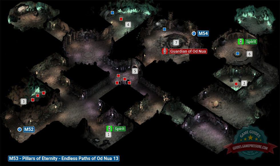 Endless paths of od nua level 13 m53 pillars of eternity game enlarge this map gumiabroncs Images
