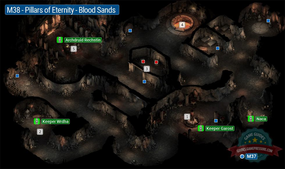 Pillars of Eternity M38 - Blood Sands