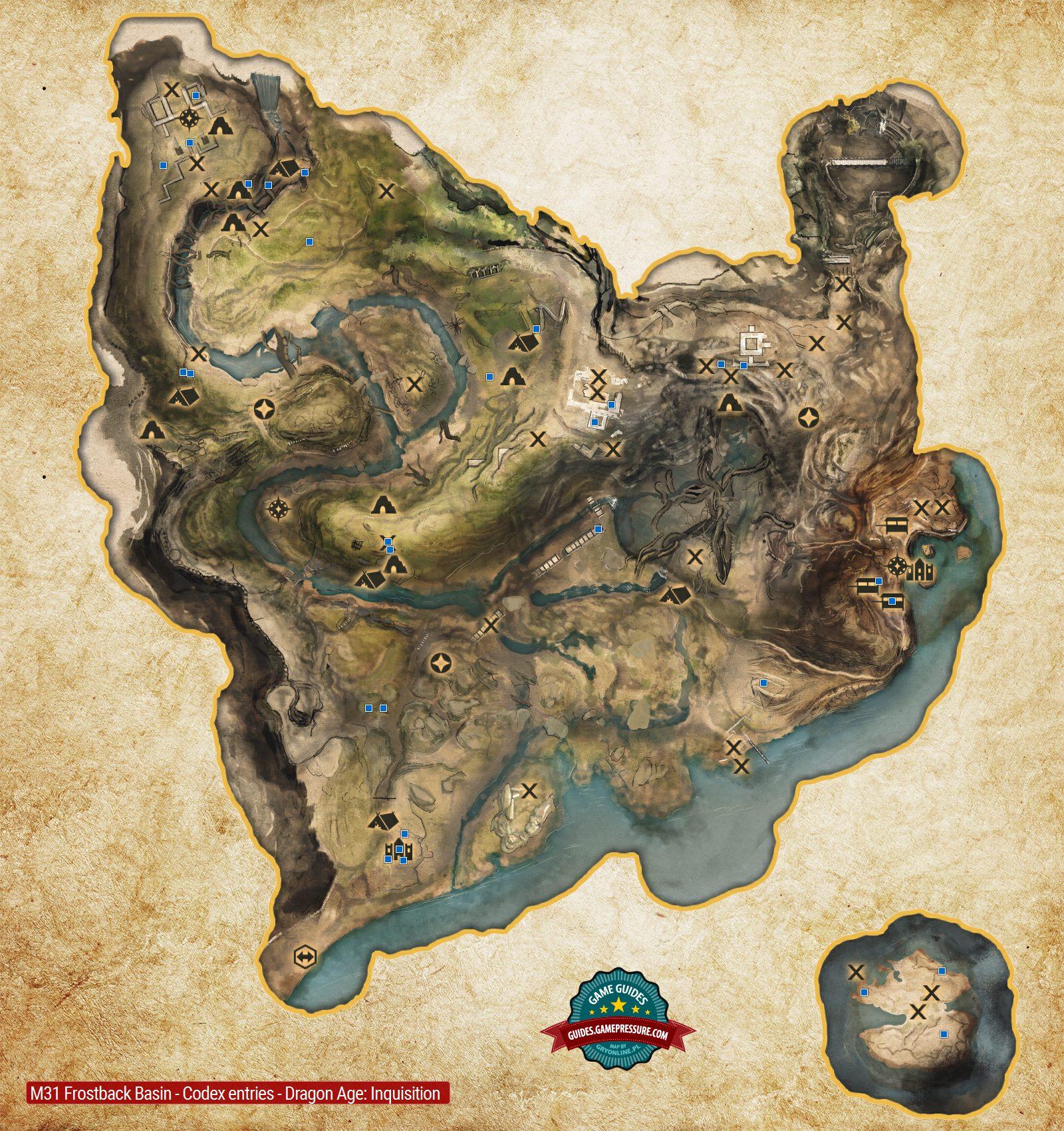 Dragon age inquisition halla statues locations