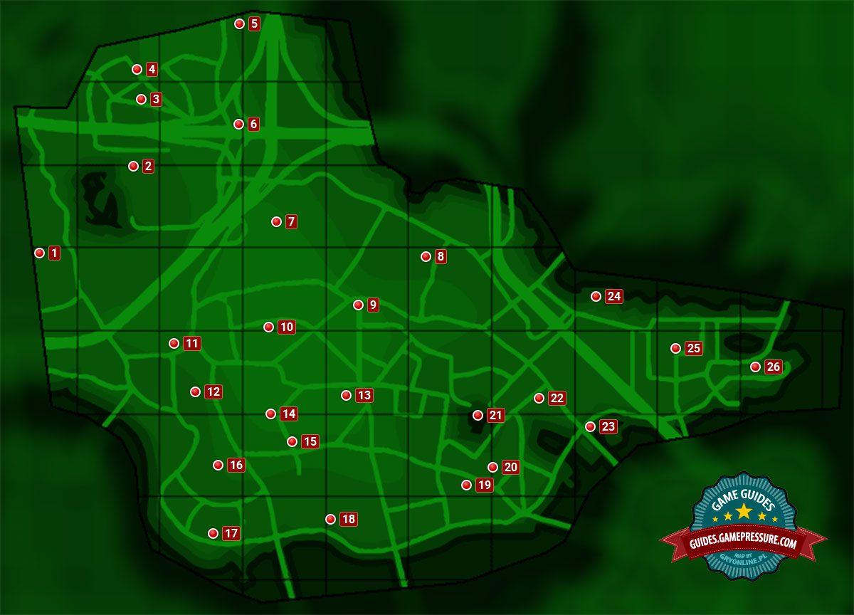 Fallout 4 Sektor 5 Cambridge