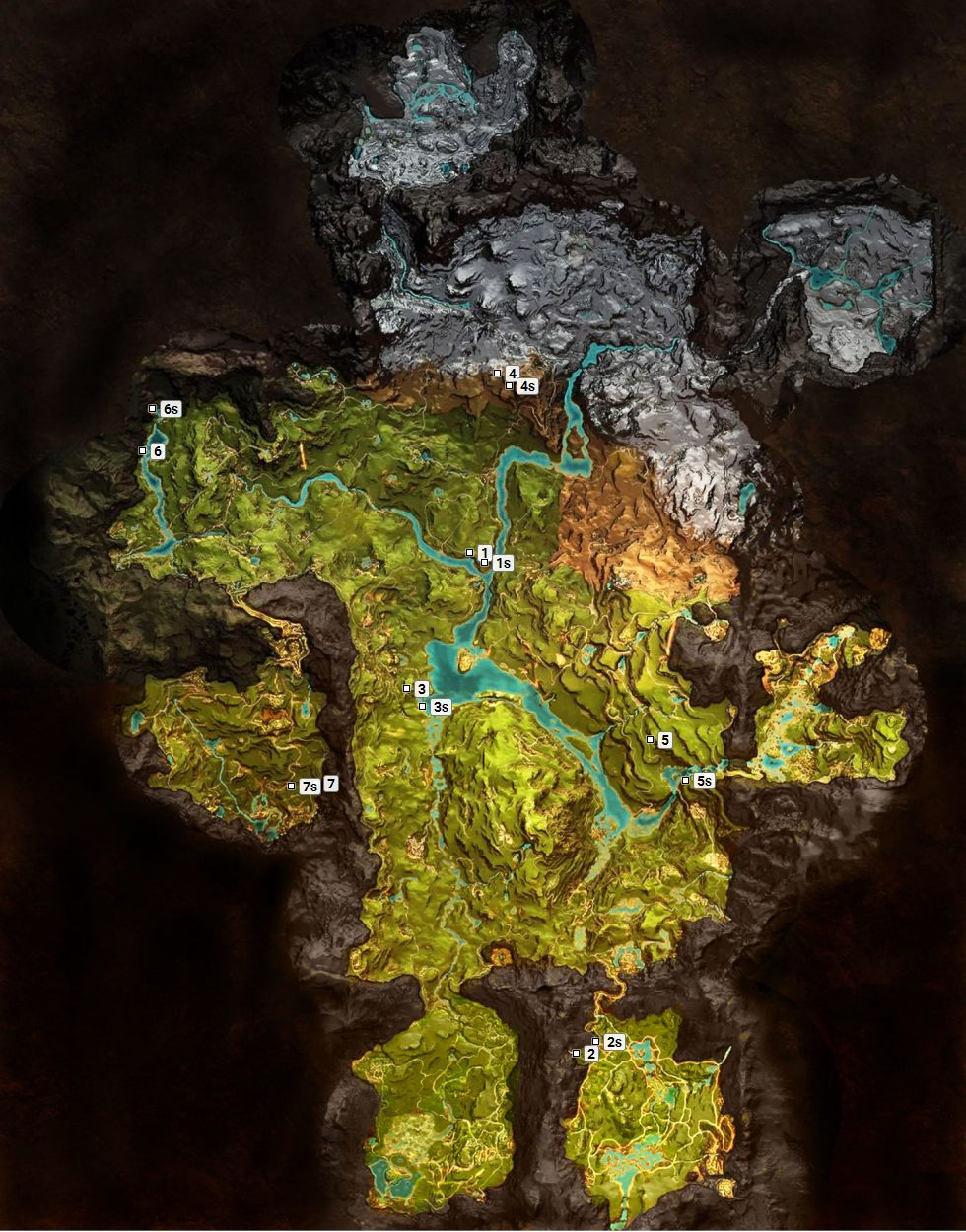 far cry primal secret weapons locations