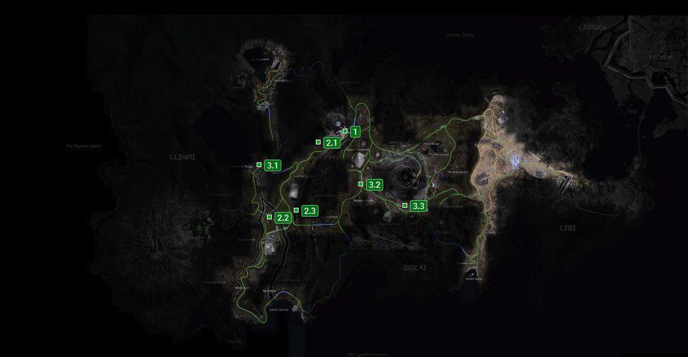 Ffxv Steam Valve Inspection Map