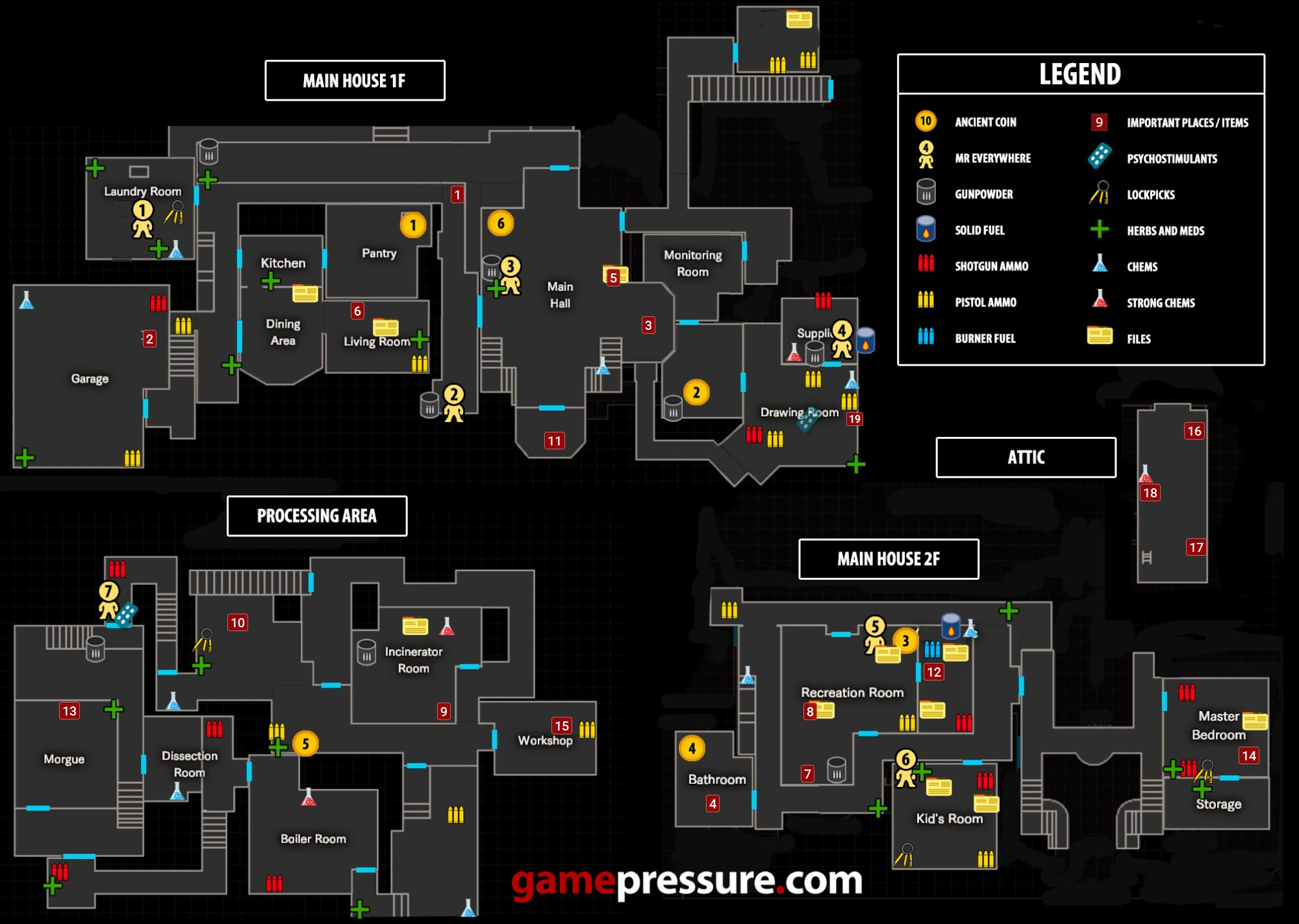 Happy Room Game Guide