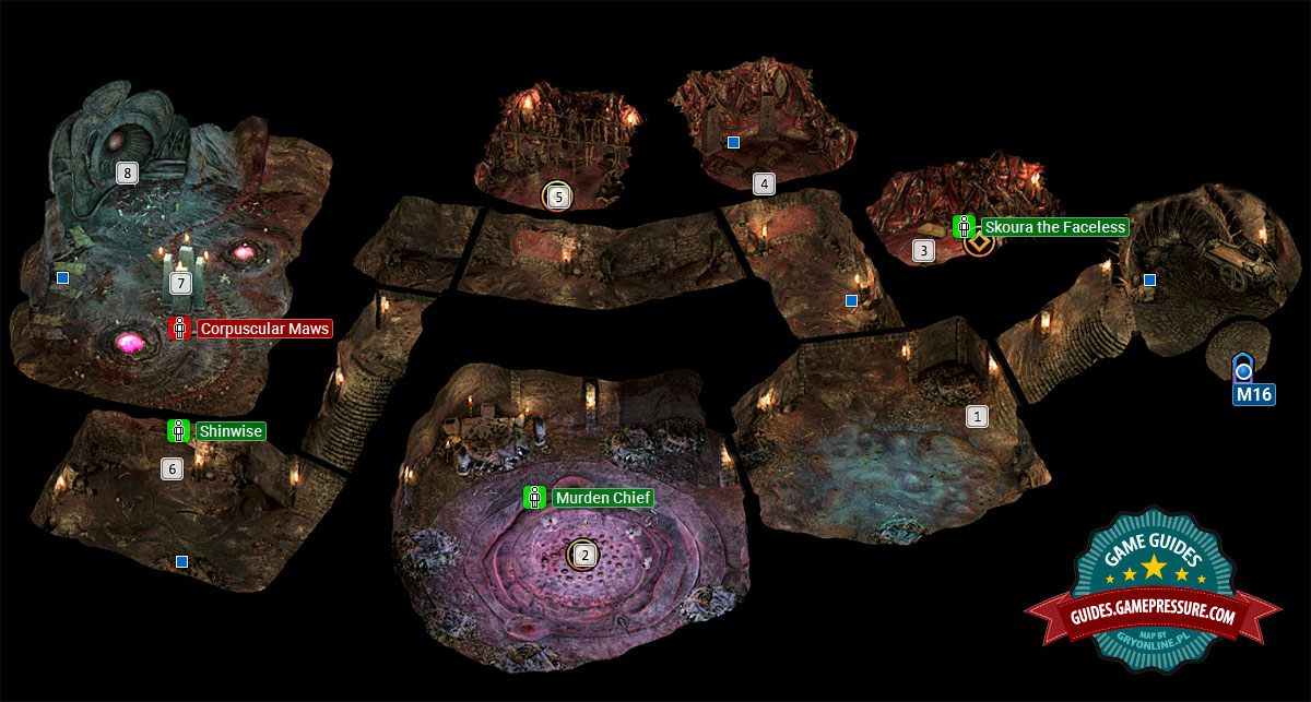 Torment: Tides of Numenera M17 - Bloom: Old Slave Block