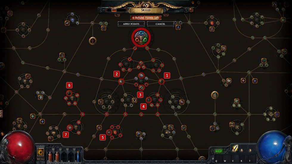 Duelist | Example builds - Path of Exile Game Guide