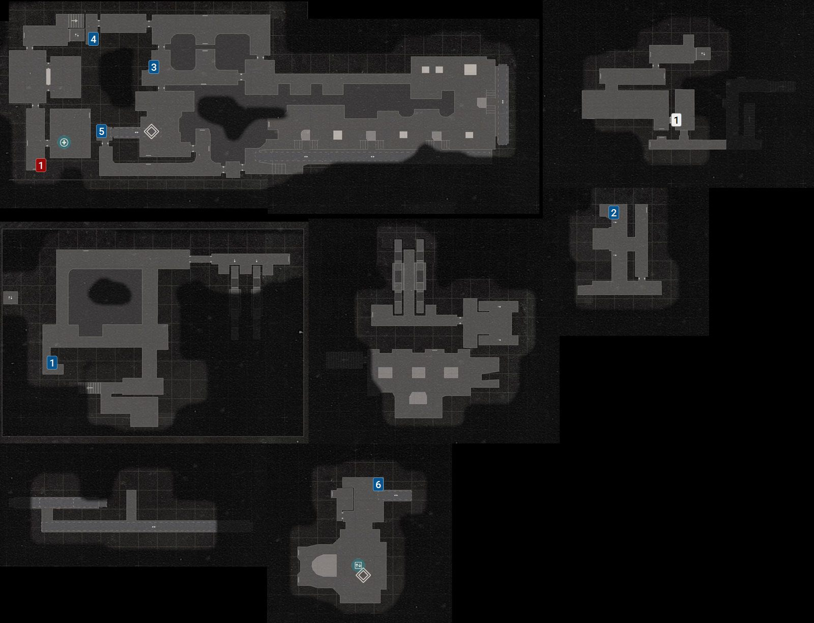 Wolfenstein 2 Subway Map.Secrets In Awakening Mission 1 Reunion Wolfenstein Ii The New