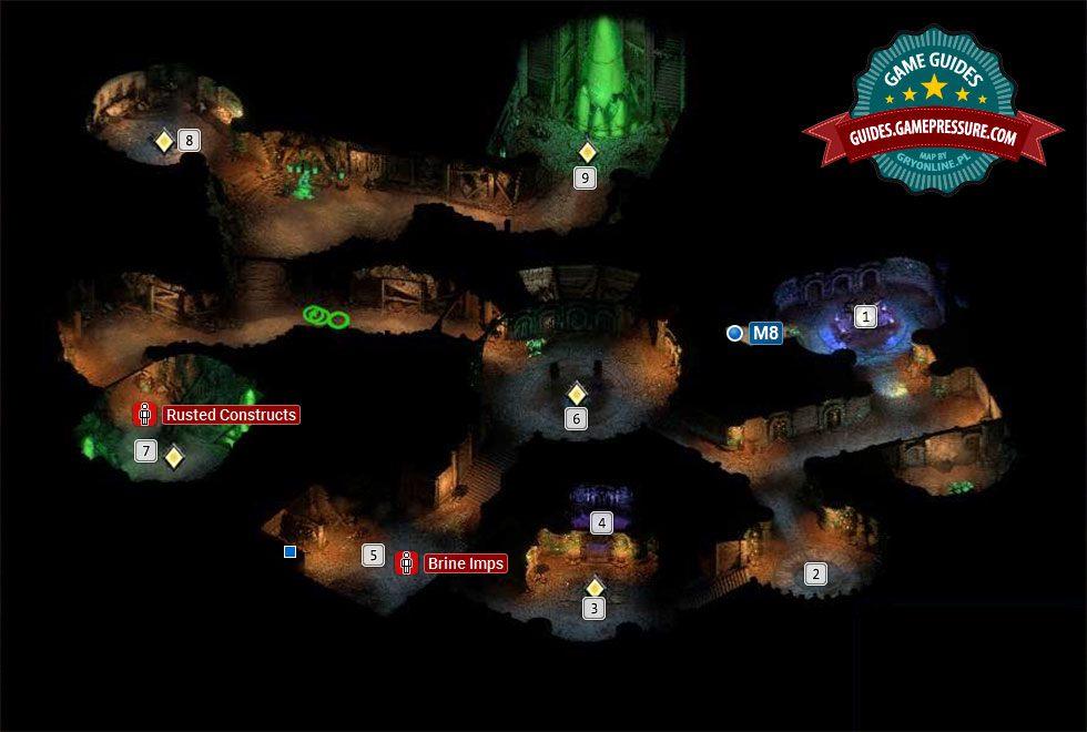 Arena Sub Level Island Maje Walkthrough Pillars Of Eternity 2 Deadfire Game Guide Gamepressure Com