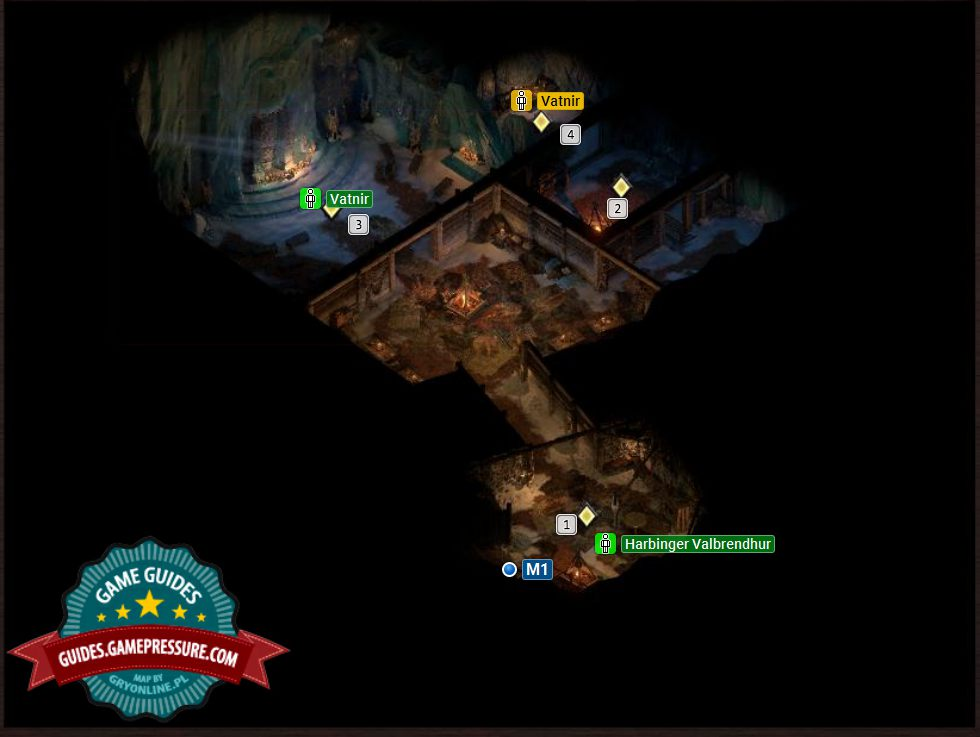 Harbinger's Retreat - M3 | Maps in Pillars Of Eternity 2 - Beast of