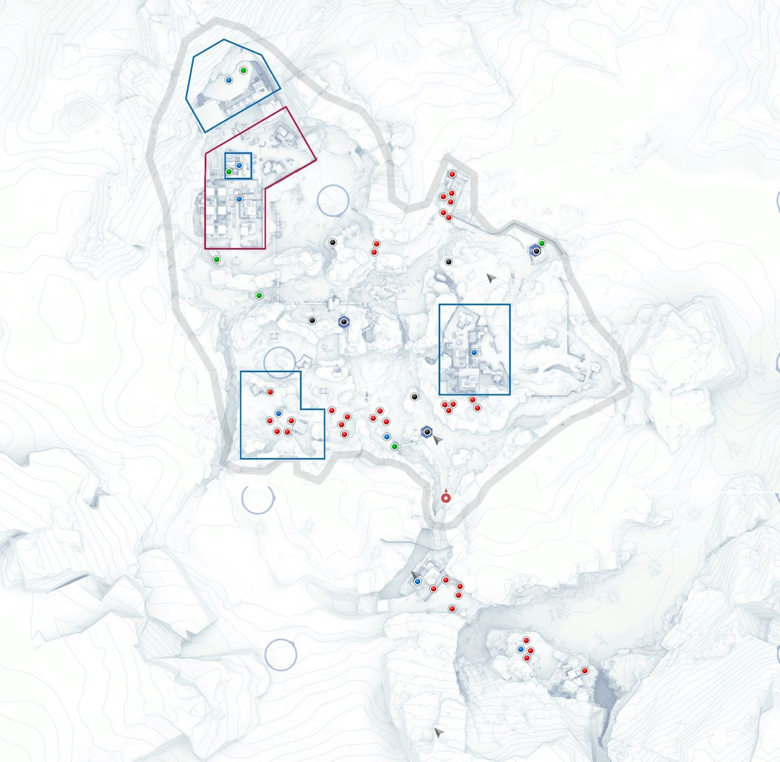 Sniper Ghost Warrior Contracts - Altai Mountains map