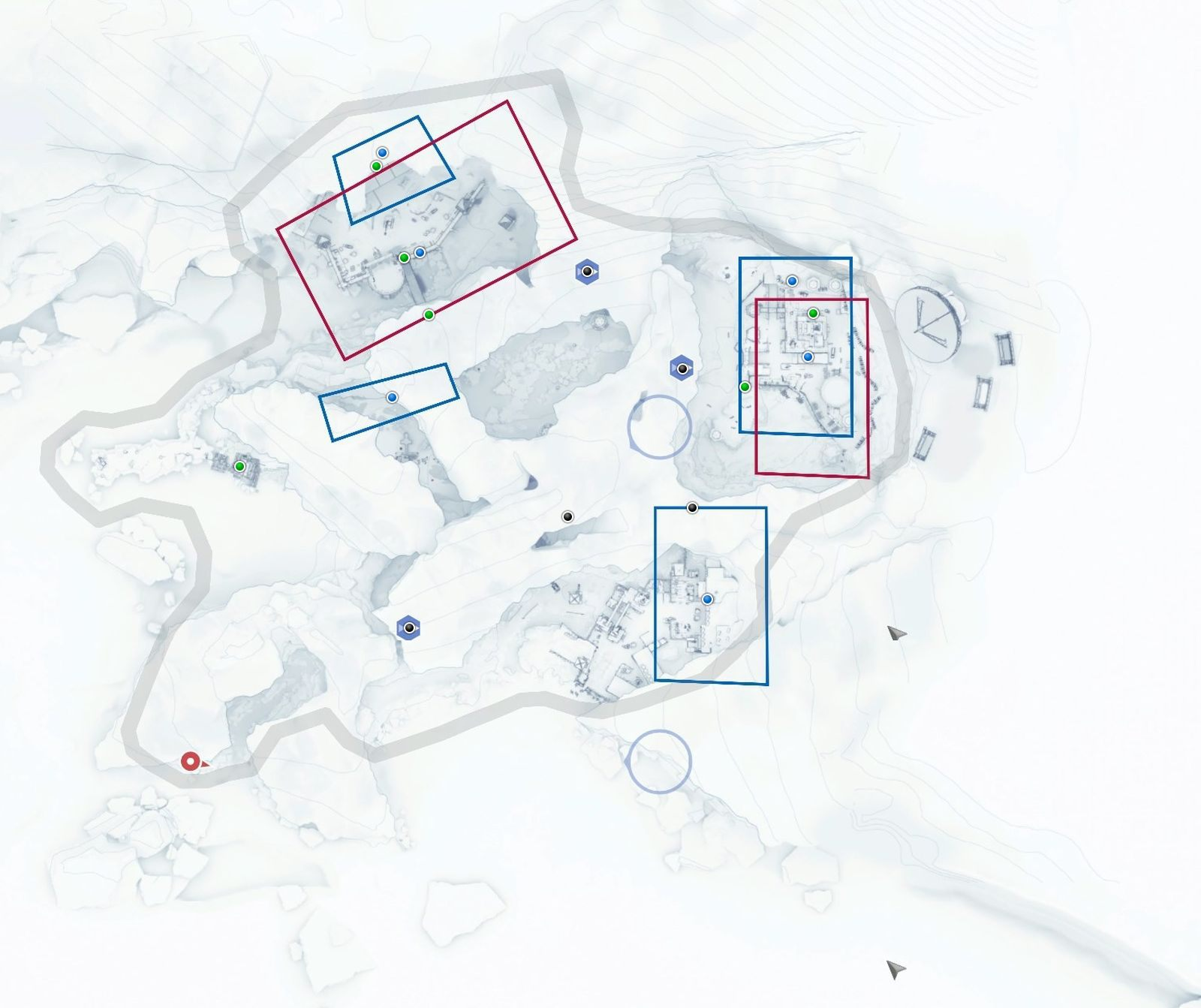 Sniper Ghost Warrior Contracts - Arakchayev Fortress map