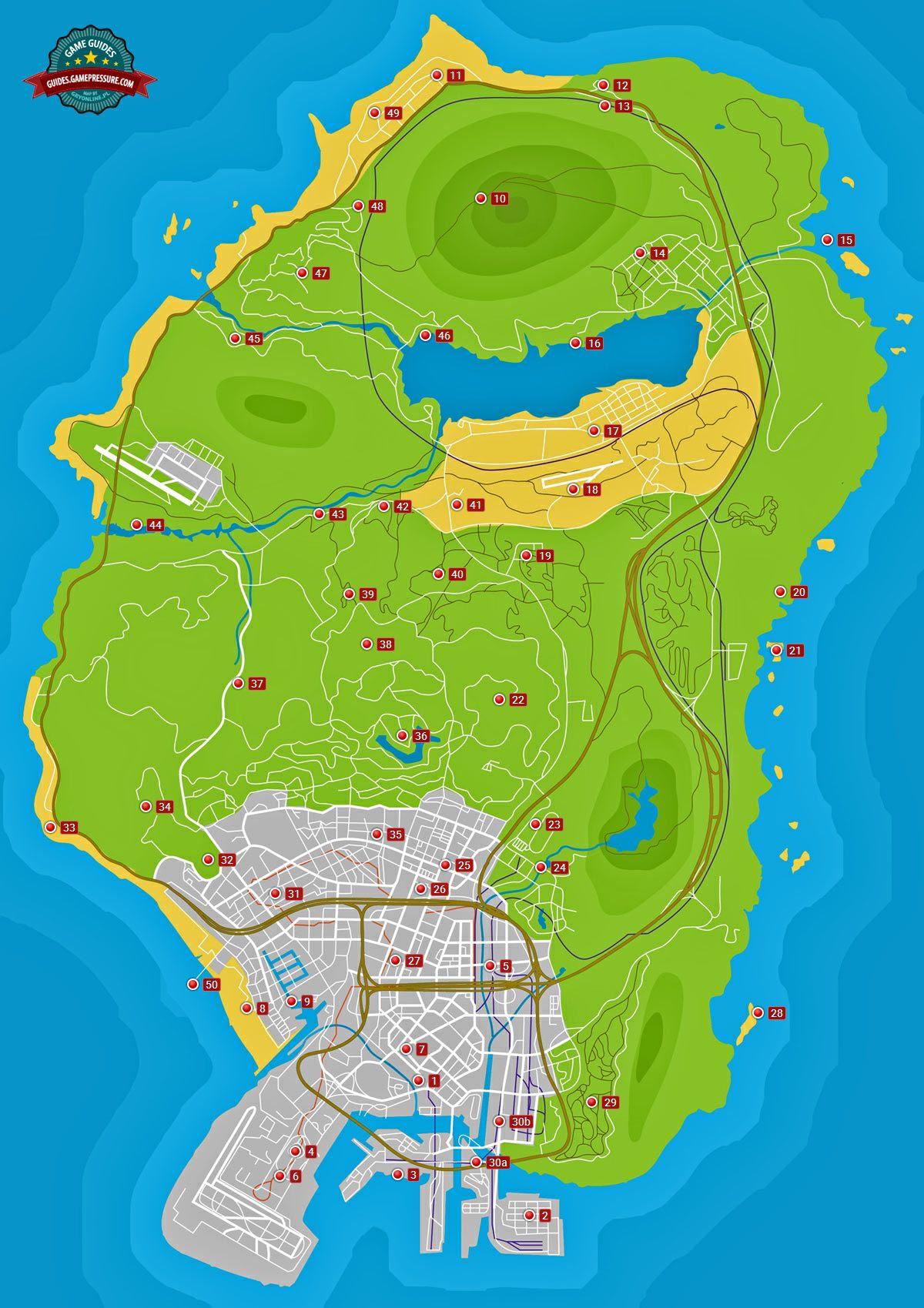Letter Scraps Grand Theft Auto V Game Guide Gamepressure