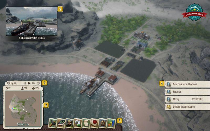 Sistem multimedia: Games : Tropico 5