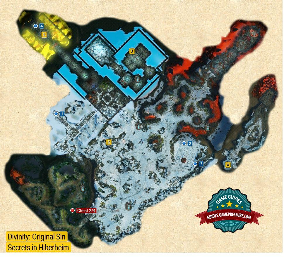 Hiberheim Secrets And Digging Out Treasures Divinity
