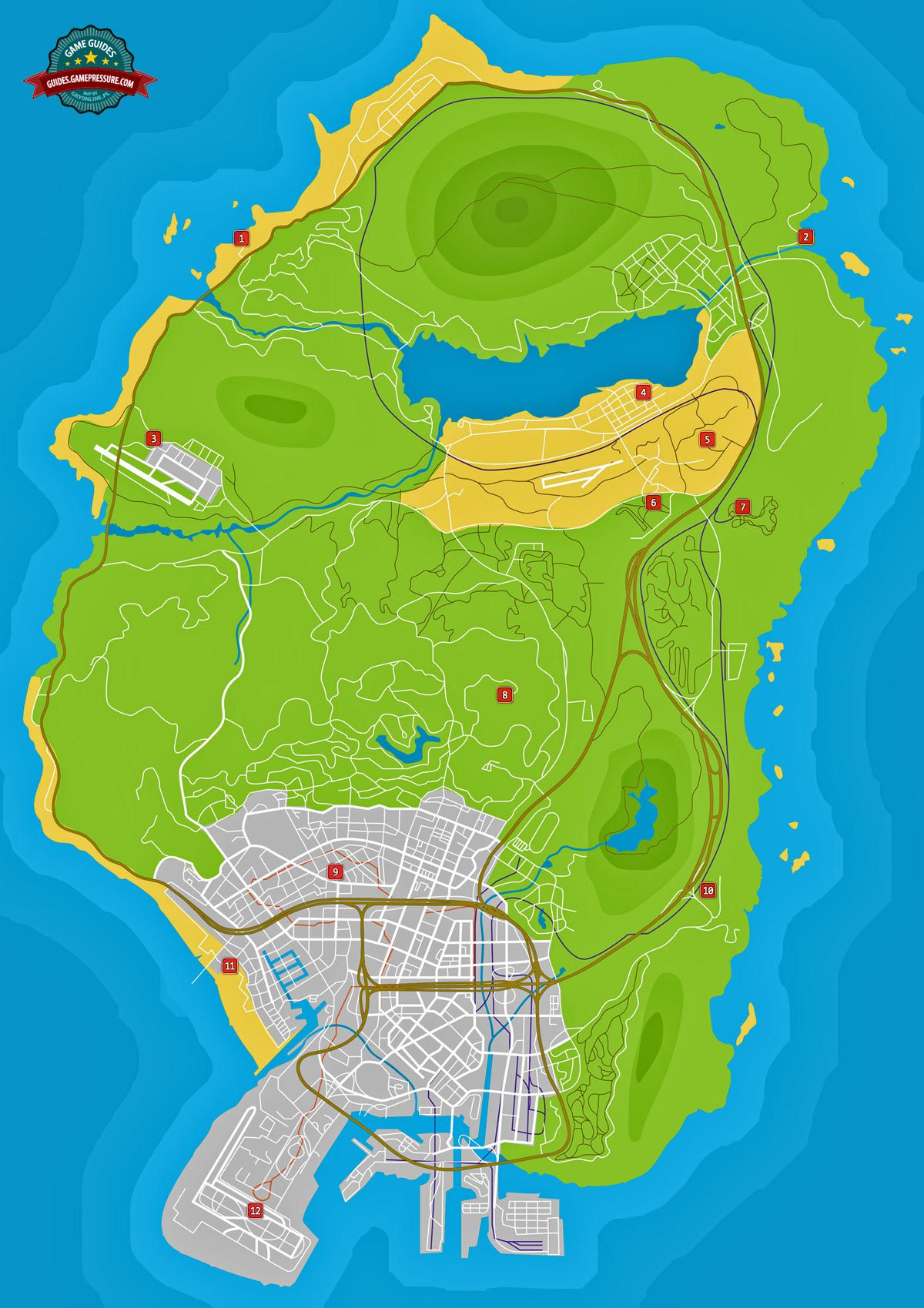 Unique Vehicles - Grand Theft Auto V Game Guide | gamepressure com