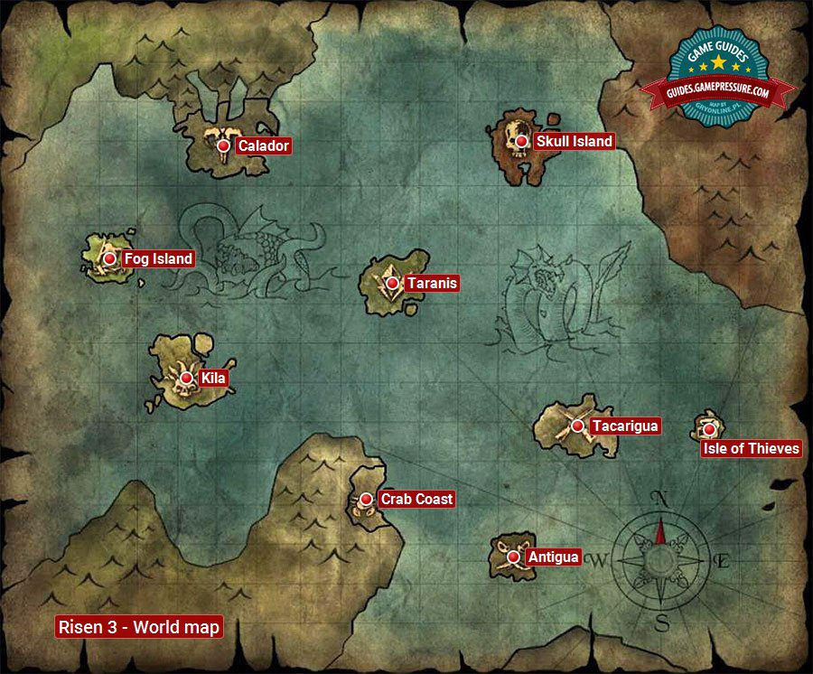 Attack On Titan World Map - Maping Resources