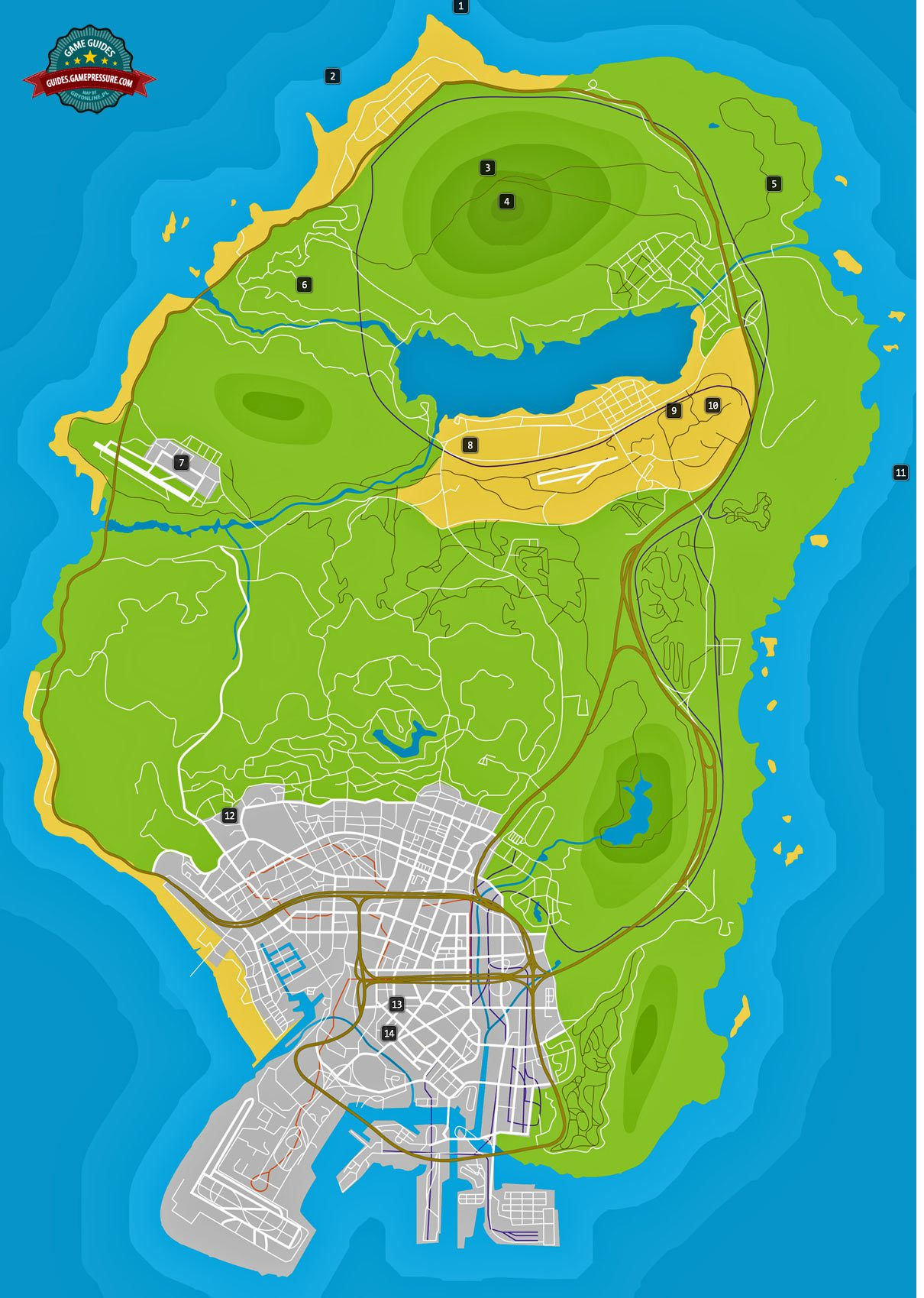 Easter eggs - Grand Theft Auto V Game Guide | gamepressure com