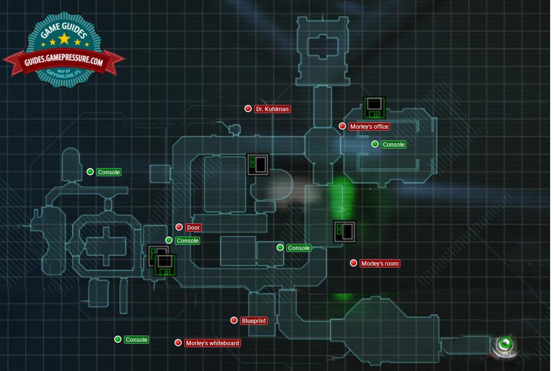 Help Dr Kuhlman Walkthrough Alien Isolation Game Guide