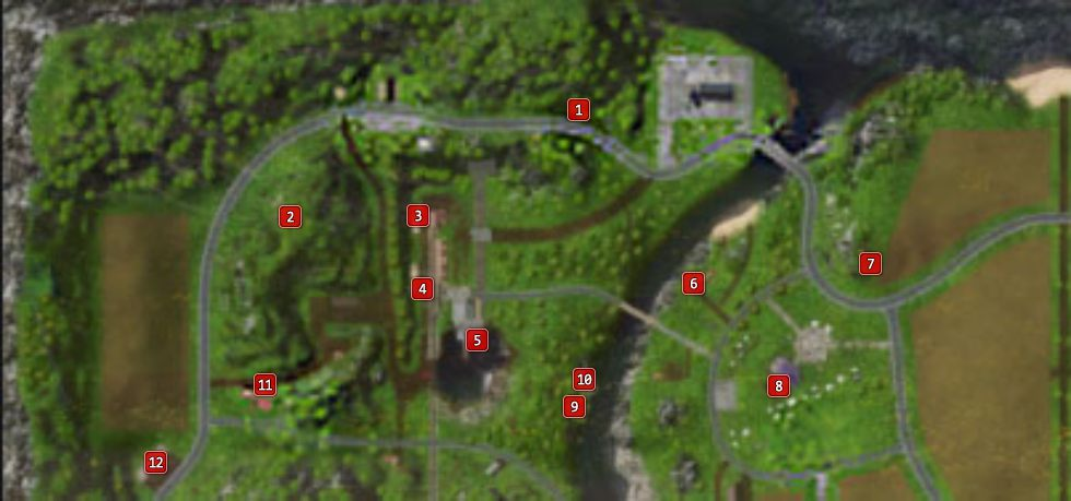 Section A - coins 1 - 12 - Farming Simulator 15 Game Guide ... on western town map, colonial house map, st thomas map, valley of kings map, princess map, colosseum map, new amsterdam map, storybook map, encore map, red map, city limits map, ancient world map, magic map, circuit map, cowboy map, greater vancouver map, ancient persia map, city of new orleans map, unr parking map, usa travel map,